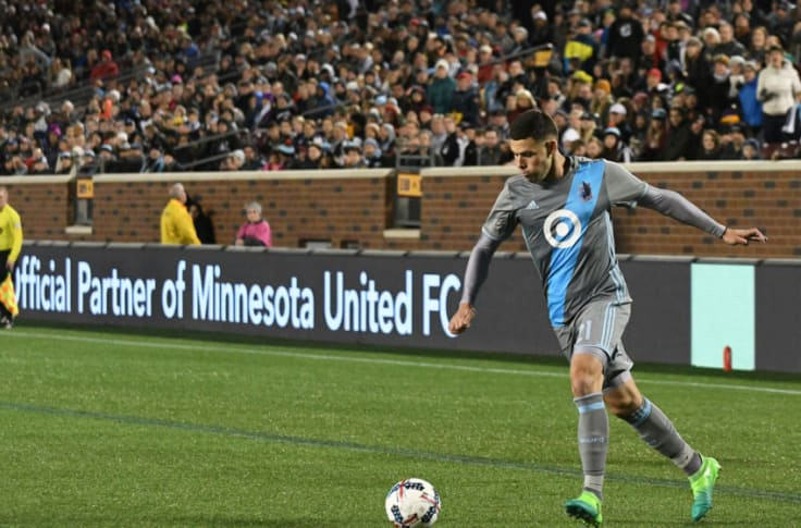 Minnesota United: First 18-man MLS squad, where are they now?