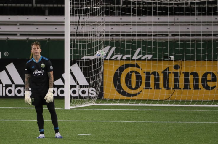 Missed Opportunity For Portland Timbers In Draw With Lafc At Home