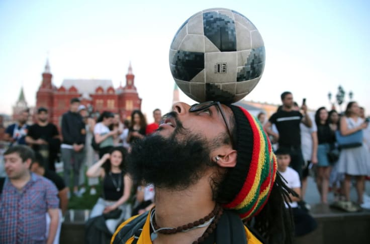 Fifa World Cup Ball Revisited No More Worries About Smart Chip