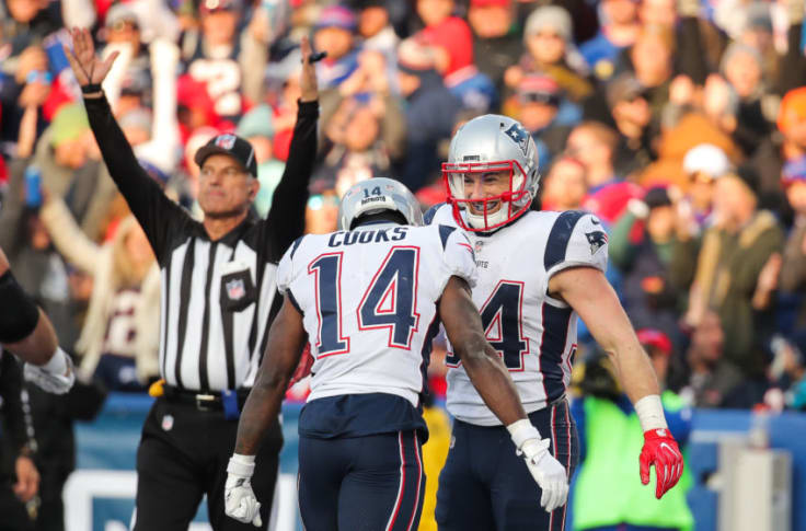 New England Patriots Move Up Espn Nfl Power Rankings