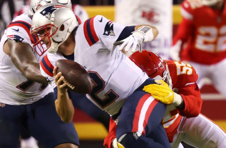 Patriots Learn Nothing About Brian Hoyer Jarrett Stidham Battle Vs Chiefs