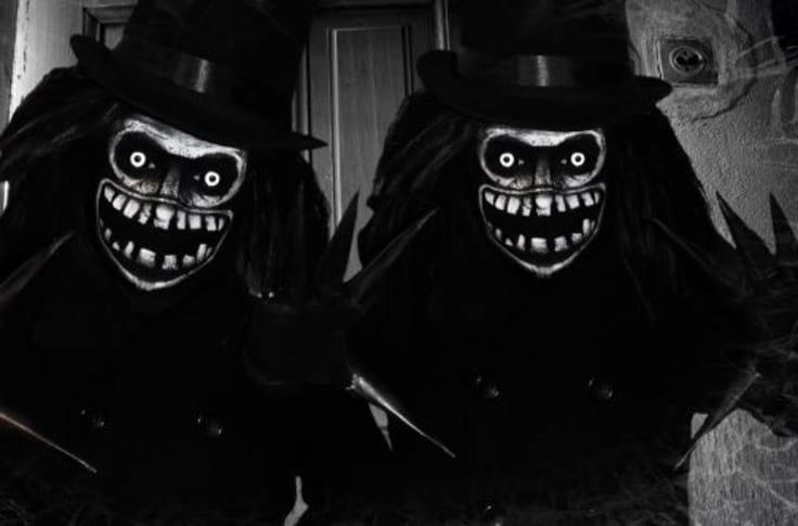 50 Best Horror Movies On Netflix The Babadook Is Terrifying