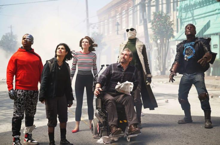 Doom Patrol Season 2 Trailer Release Date And More