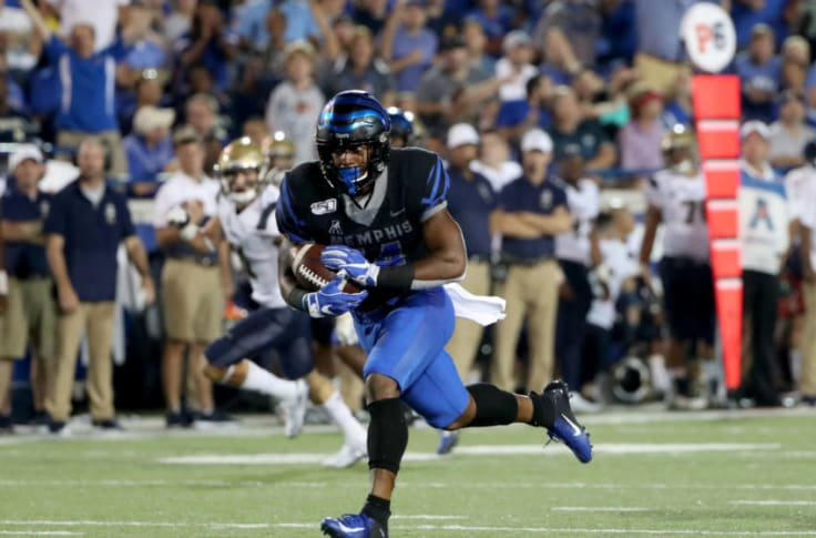 Washington Redskins Antonio Gibson Will Be Exciting Offensive Playmaker