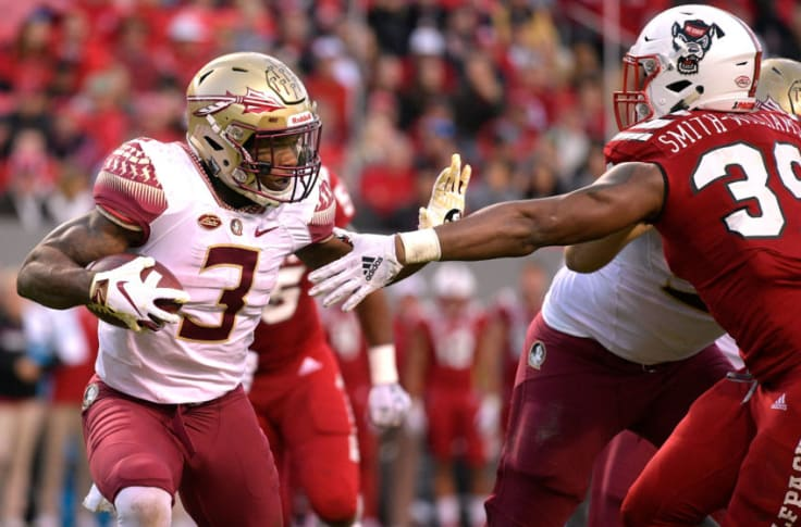 2020 Nfl Draft Florida State Running Back Cam Akers Scouting Report