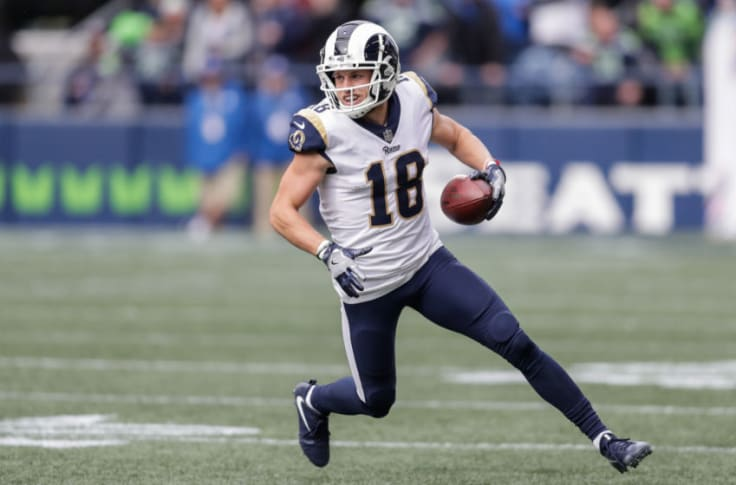 Los Angeles Rams Can Cooper Kupp Keep Up Production
