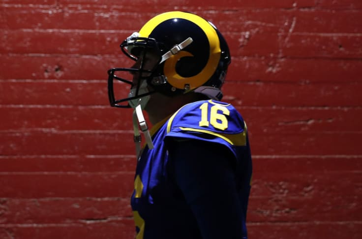 Los Angeles Rams Better Uses For New Logo Than Actually Sticking With It
