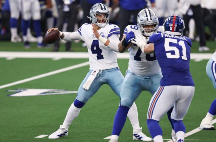 Dak Prescott suffers horrible injury against the New York Giants