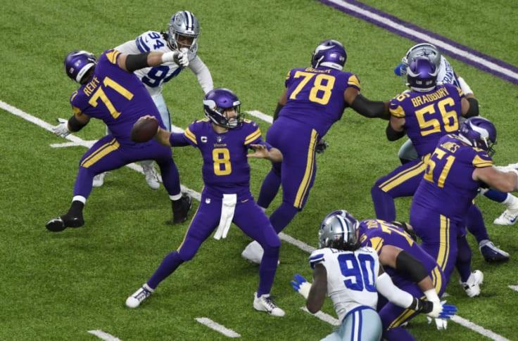 Minnesota Vikings: Studs and duds from Week 11 vs. Cowboys