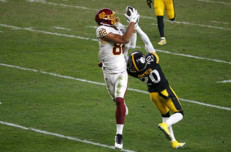 Washington Football Team: Logan Thomas has nothing else to prove
