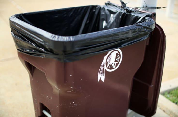 Washington Football Team Temporary Name Uniforms Revealed