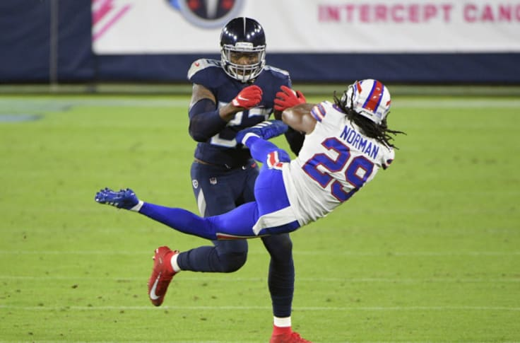 The Tennessee Titans will go as Derrick Henry goes