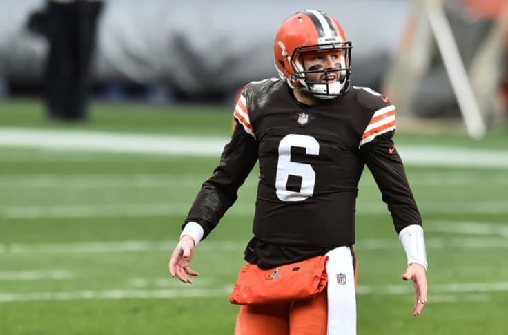 Baker Mayfield Back Under The Microscope For Browns Vs Eagles