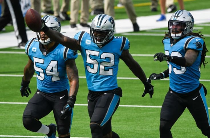Carolina Panthers Are Sneakiest Team In Nfl After Four Weeks