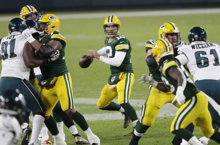 Green Bay Packers Big Takeaways From Win Over Eagles In Week 13