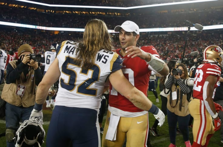 Sf 49ers 4 Nfl Free Agents The Niners Should Call Right Now