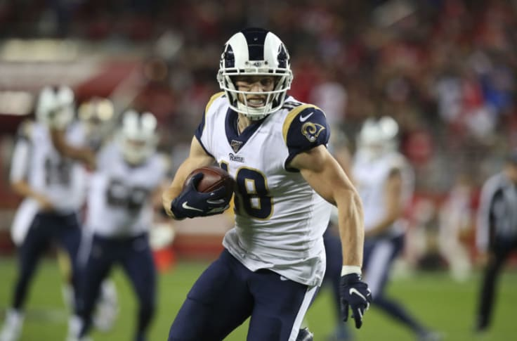 Sf 49ers Vs La Rams Cooper Kupp Will Be A Problem For Niners Defense