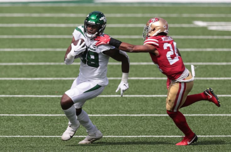 Sf 49ers 4 Trade Targets On Ny Jets As They Hold Fire Sale