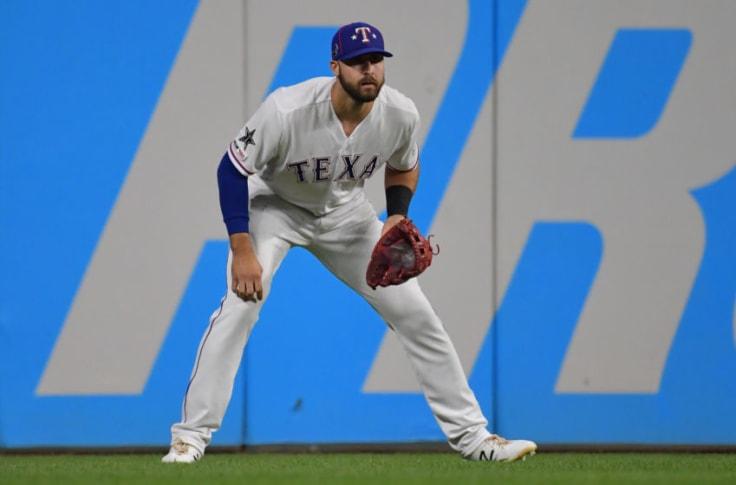 Texas Rangers You Can Thank Joey Gallo For David Dahl