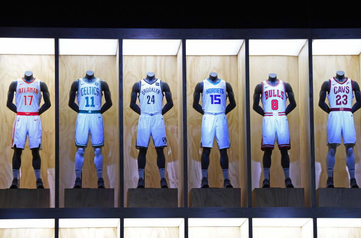 Critiquing The Brooklyn Nets New City Edition Uniforms