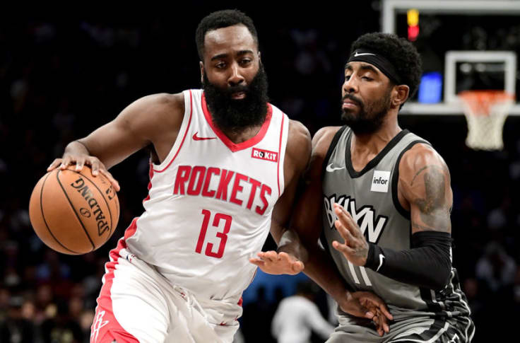 Nets: Kendrick Perkins says James Harden wants trade to Brooklyn and it  can't be true