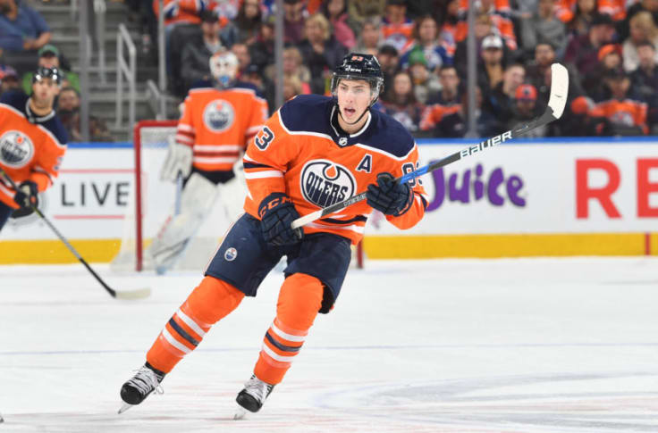 Patience is Key: An Ode to Edmonton Oilers Centre Ryan Nugent-Hopkins