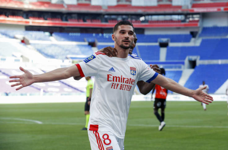Juventus Transfer News: Lyon reveal their Houssem Aouar stance