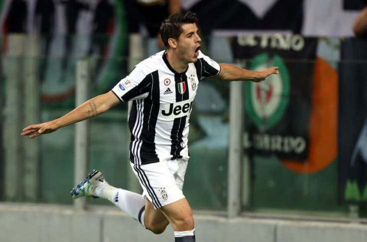 Juventus What Role Will Alvaro Morata Play This Season