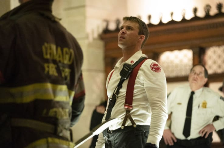 Chicago Fire Season 7 Questions To Answer Matthew Casey