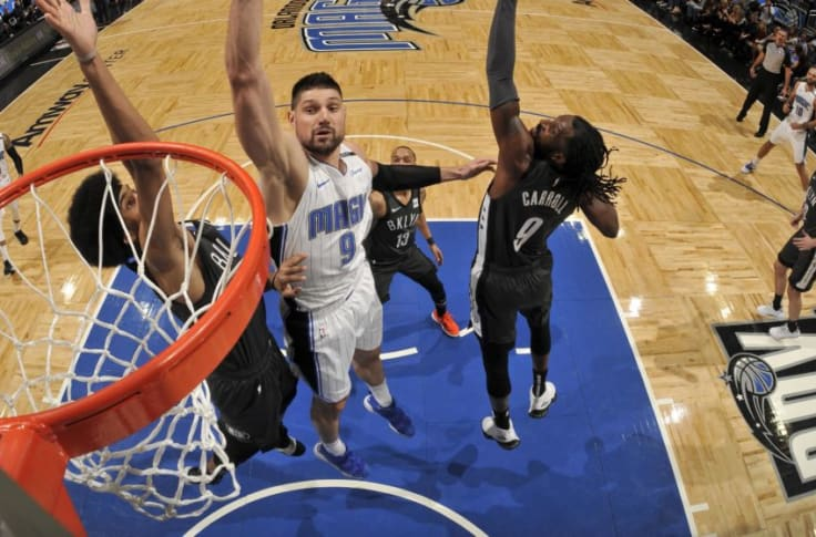 Orlando Magic Grades Orlando Magic Take Advantage Of Brooklyn Nets Down The Stretch