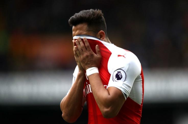 Arsenal Alexis Sanchez Does Not Deserve Better Than What He Has