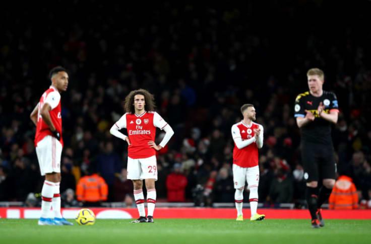 2019–20 Arsenal F.C. season