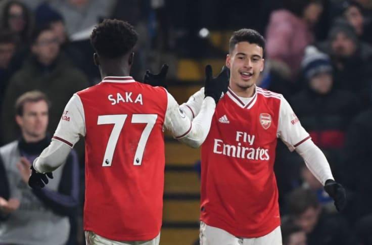 Arsenal What Gabriel Martinelli Injury Means To Bukayo Saka