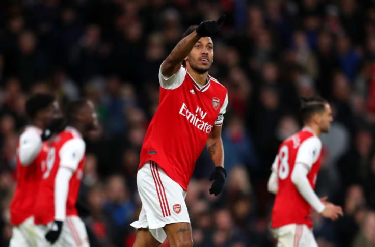 Arsenal: Pierre-Emerick Aubameyang the winger has an advantage