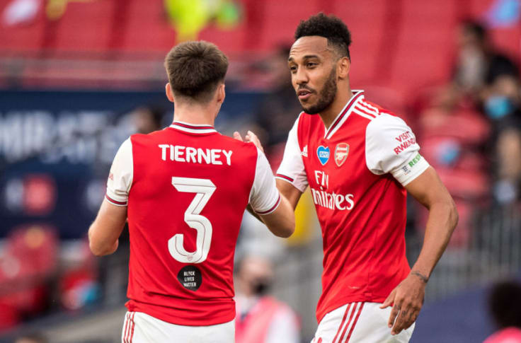 Arsenal Is There Anything Kieran Tierney Can T Do