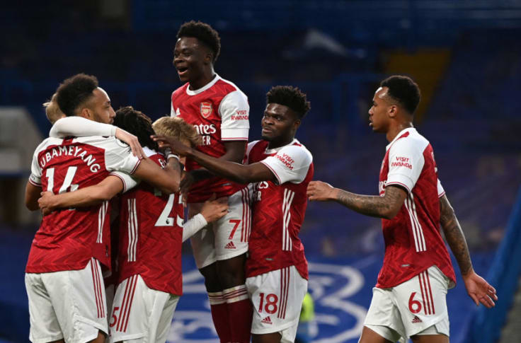 Arsenal player ratings vs Chelsea: Emile Smith Rowe secures win