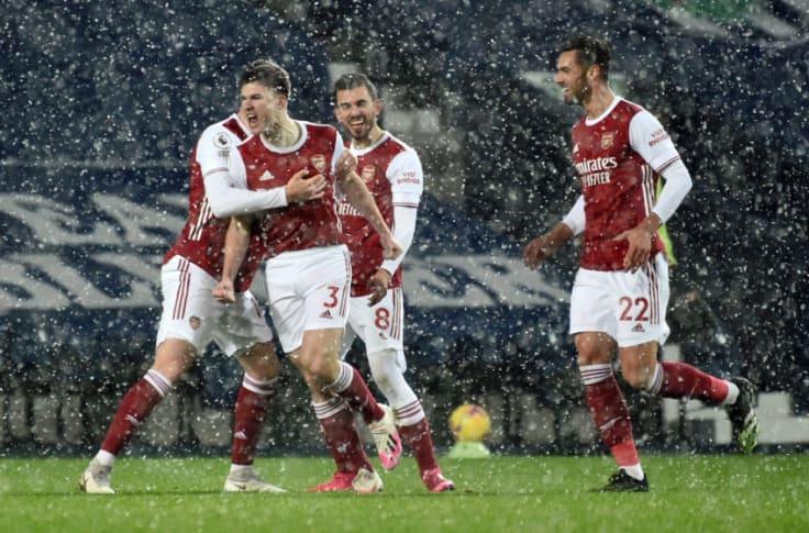 Arsenal Player Ratings Vs West Brom Baggies Demolished
