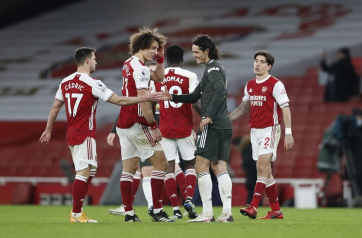 Arsenal Vs Manchester United 4 Talking Points From Draw