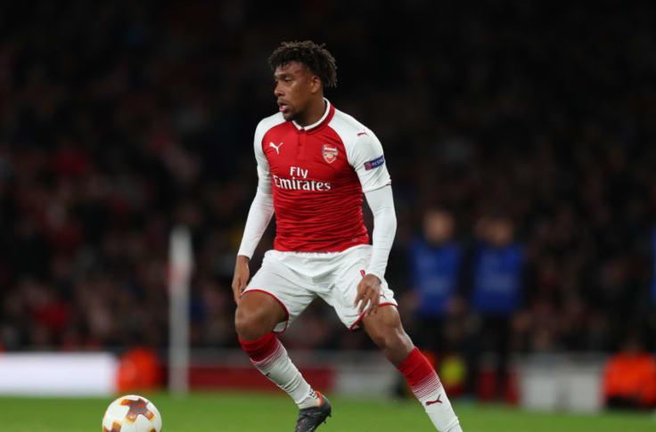 Arsenal Vs Newcastle Alex Iwobi Still On Trial