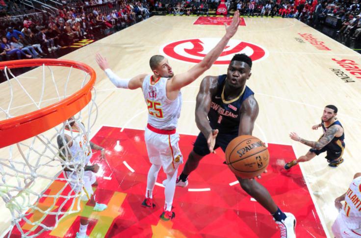 New Orleans Pelicans Roll To Victory In Preseason Opener Against Atlanta