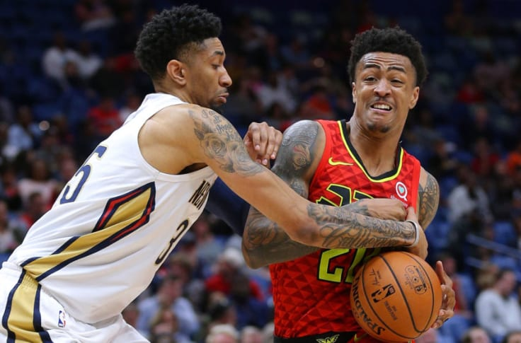 Christian Wood Proving He Belongs On The Pelicans Roster