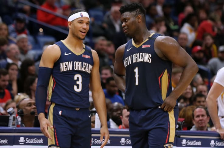 New Orleans Pelicans Analyzing 3 Different Starting Lineups