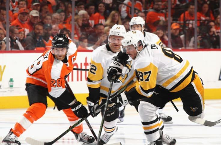 Pittsburgh Penguins Vs Philadelphia Flyers Game 4 Stream Information