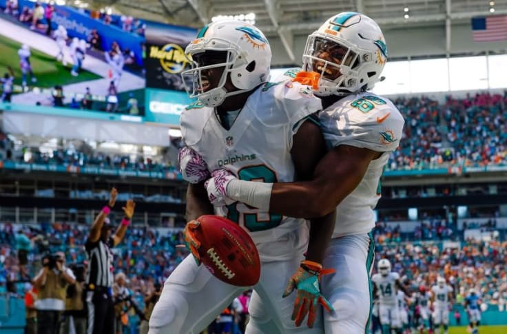 Miami Dolphins 2016 player recap: Jakeem Grant RB/KR/WR