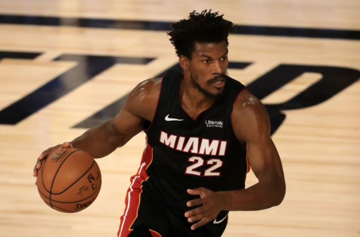 Former Chicago Bulls Jimmy Butler Was Let Go Due To Contract Demands