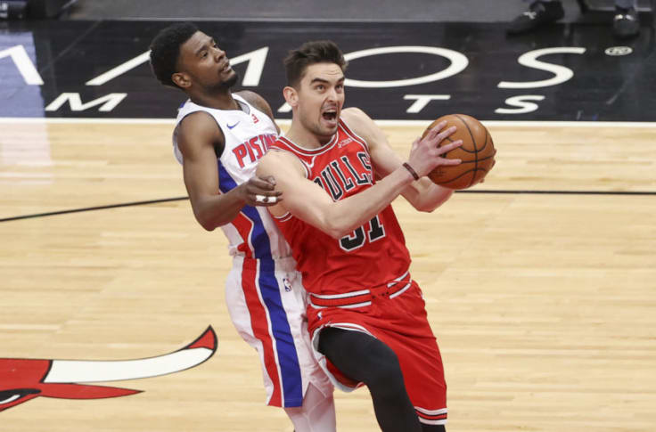 Chicago Bulls: BR lists Nets as possible trade destination for Satoransky