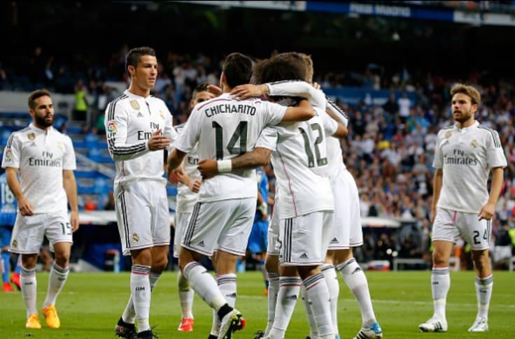 La Liga 2014-15 season review: Real Madrid - Playing for 90