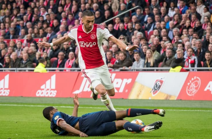 Tottenham Feel The Time Is Right To Sign Prolific Ajax Star