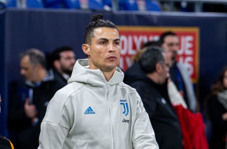 Juventus Want To Persuade Cristiano Ronaldo To Retire In Turin