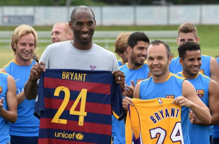 5 Players Who Would Receive Kobe Style Send Off